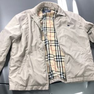 Large Burberry jacket